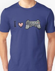i love videogames T-Shirt