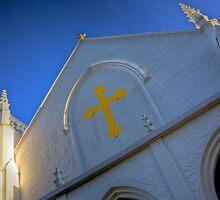 Misión Apostólica de Cristo - downtown Miami by Bill Wetmore