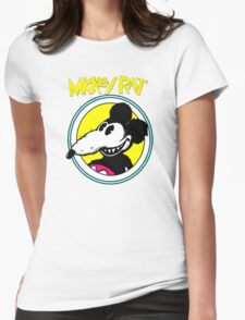 Rat Funny Parody Retro Cartoon T-Shirt