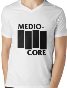 Medio-Core Mens V-Neck T-Shirt