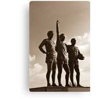 Legends Canvas Print