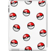 Pokemon balls ~ iPad Case/Skin