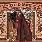 Arthur & Guinevere by nero749