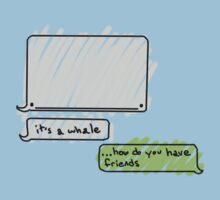 iPhone Whale by Kiyi