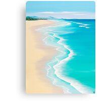 Summer Rendevous Canvas Print
