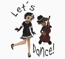 Let's Dance! Kids Clothes