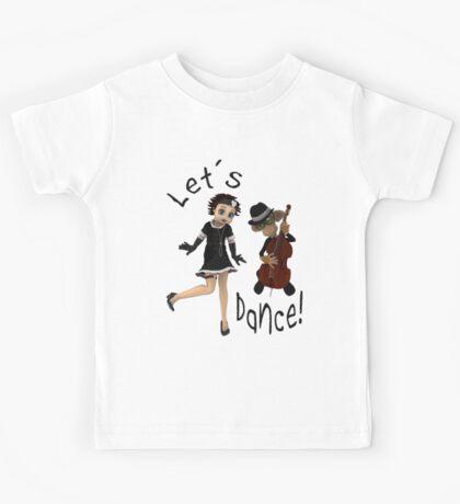 Let's Dance! Kids Tee