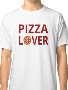 Pizza Lover Classic T-Shirt