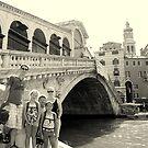 The Garcias in Venice by Tuto