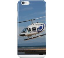 VH-HZO b206 gbr Helicopters iPhone Case/Skin