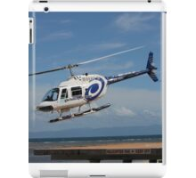 VH-HZO b206 gbr Helicopters iPad Case/Skin