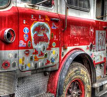 Ladder Truck 152 - Remembering 9/11 by Eddie Yerkish