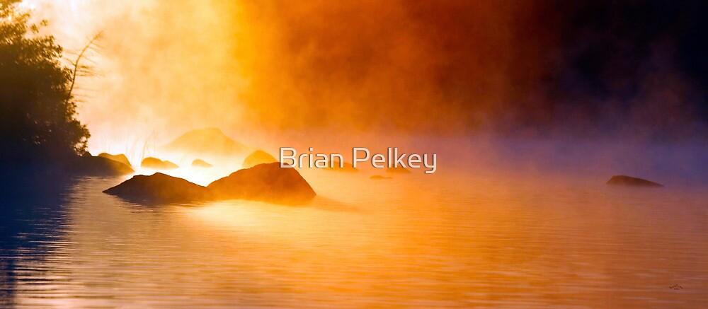 9-11-11 Lake Ozonia Sunrise by Brian Pelkey