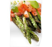 Asparagus Side Dish Poster