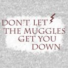 Don&#x27;t Let The Muggles Get You Down! by RoomWithAMoose