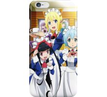 Gate anime iPhone Case/Skin