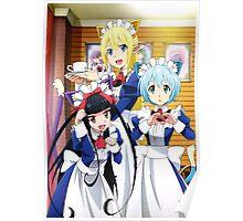 Gate anime Poster