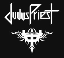 New JUDAS PRIEST Heavy Rock Band Mens Black by DheDhe-Store