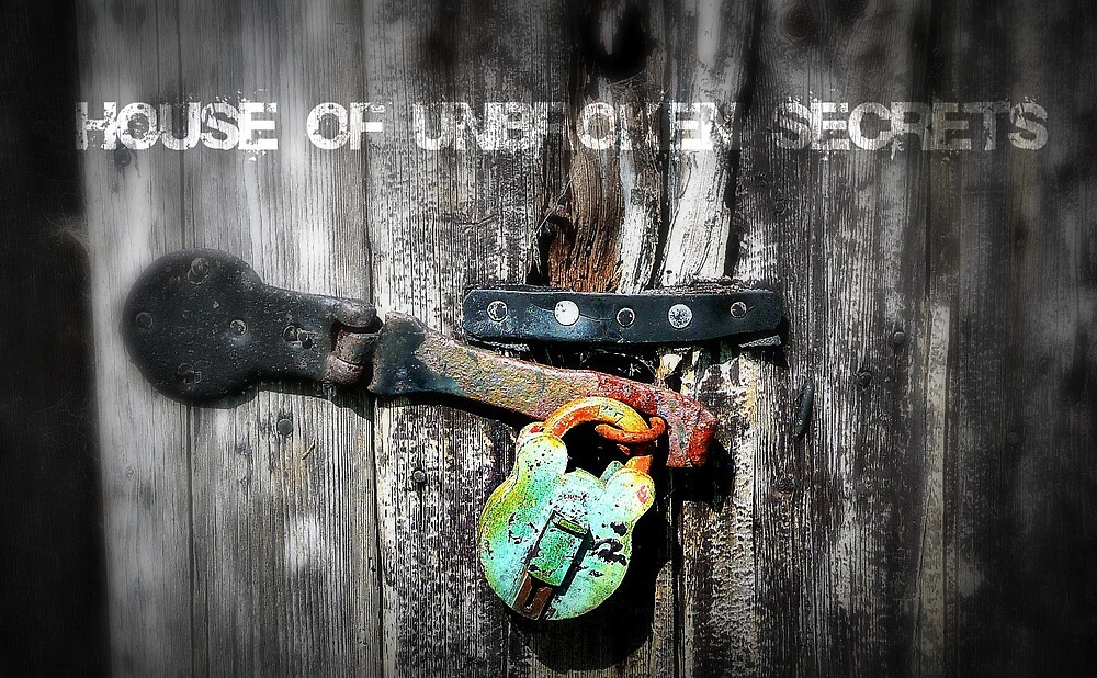 House of unbroken secrets by chili