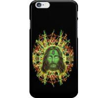 Psychedelic Jesus iPhone Case/Skin