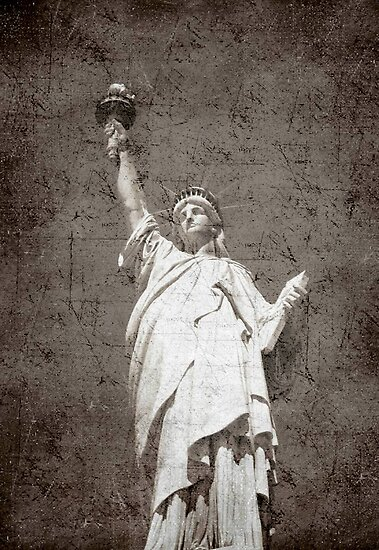 Liberty...Freedom © by Dawn M. Becker