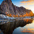 Prusik Reflection by Inge Johnsson