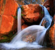 Clear Creek by Inge Johnsson