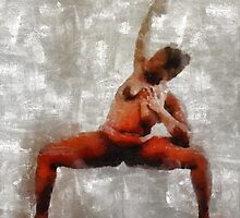 Dancer by Mary Bassett by esotericaart