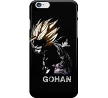 Gohan Kamehameha iPhone Case/Skin