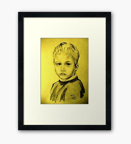 Harry Framed Print