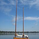 Scajaquada at Buffalo Maritime Center's Small Craft Festival by Ray Vaughan