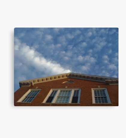 Larravide Federal Style  Canvas Print