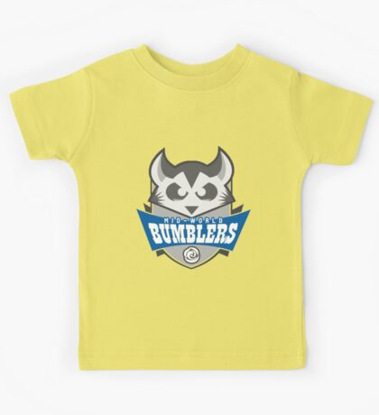 The Mid-World Bumblers Kids Tee