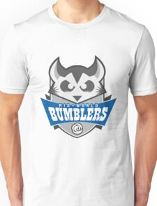 The Mid-World Bumblers Unisex T-Shirt