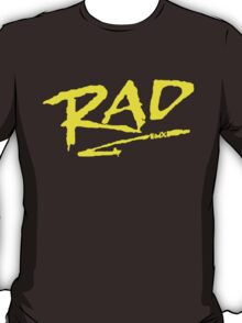 Rad BMX 80's T-Shirt T-Shirt