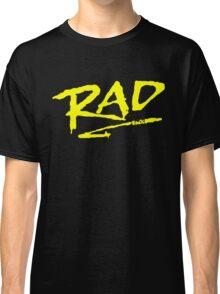 Rad BMX 80's T-Shirt Classic T-Shirt
