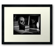I Put A Spell On You Framed Print