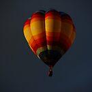 Hot air balloon flight 2 by agenttomcat