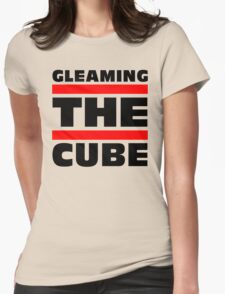 Gleaming The Cube Vintage 80's T-Shirts Womens Fitted T-Shirt