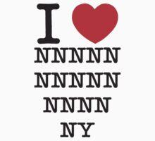 New x 15 York by Rachel Miller