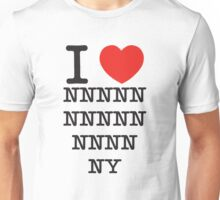 New x 15 York Unisex T-Shirt