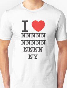 New x 15 York T-Shirt
