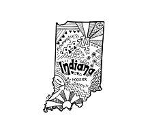 Indiana Photographic Print