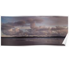 Skyscape at Gweebarra Bay Poster