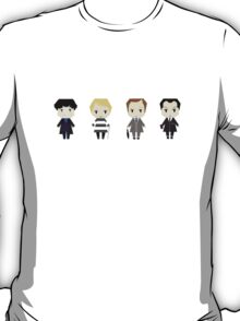 The Baker Street Gang- Version 2 T-Shirt