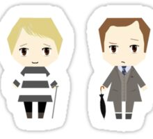 The Baker Street Gang- Version 2 Sticker