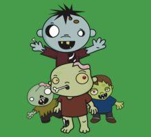 zombies Baby Tee