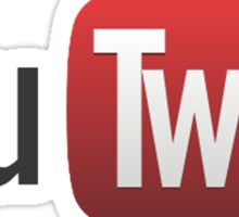 YouTwat - YouTube Logo Sticker