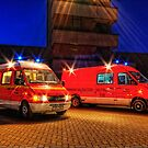 Volunteer Fire Departement II by MarkusWill