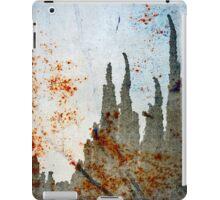 Ice Mountain - Abstract Art iPad Case/Skin